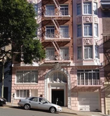 820 Jones Street building