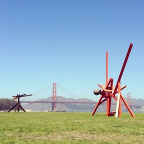 Mark di Suervo at Crissy Field