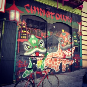 Chinatown: Mural