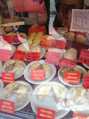 Chinatown: Bakery