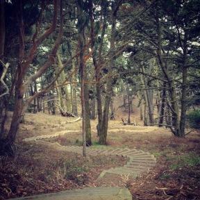 Presidio: de Anza Trail