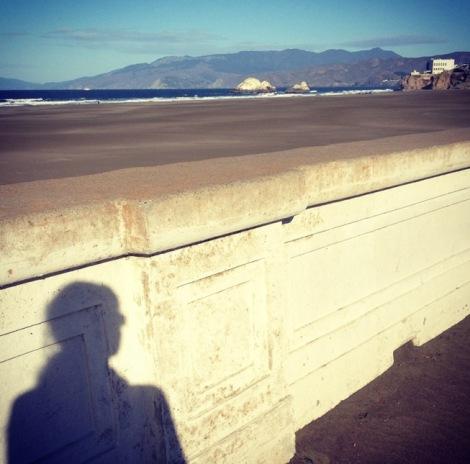Ocean Beach wall