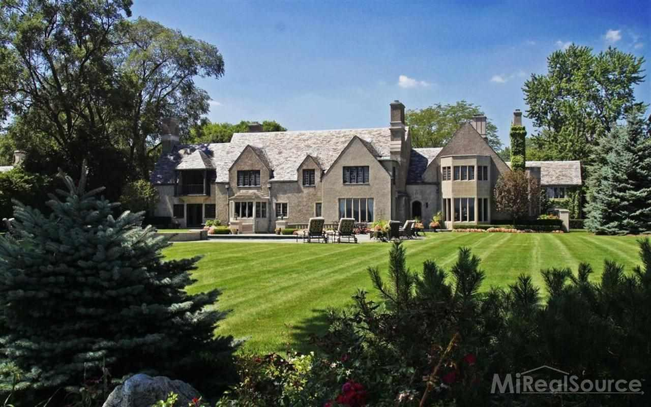 Large Mansion Floor Plans House Hunting In Grosse Pointe Pointes Of View