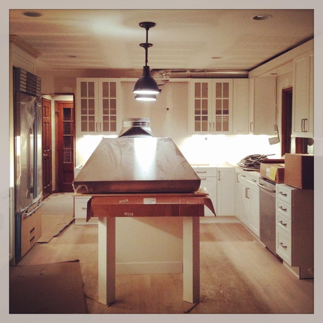 Week Five: Appliances, Cabinet